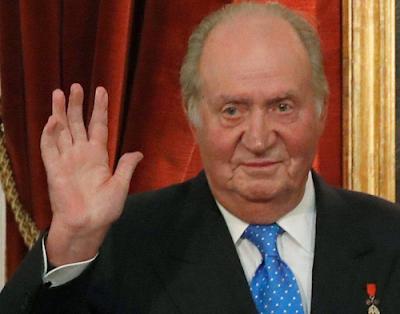 Juan Carlos I se va de España volvera?