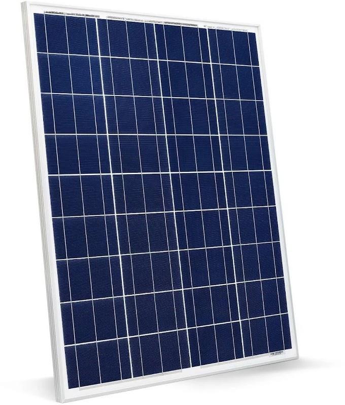 يورونيت 80 واط الألواح الشمسية
