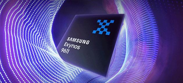 معالج هاتف Samsung Galaxy A51: