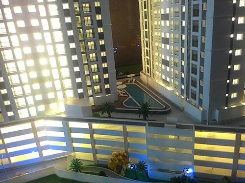 Căn hộ chung cư giá 530 triệu cuối đường Phạm Văn Đồng gần chợ Thủ Đức -1