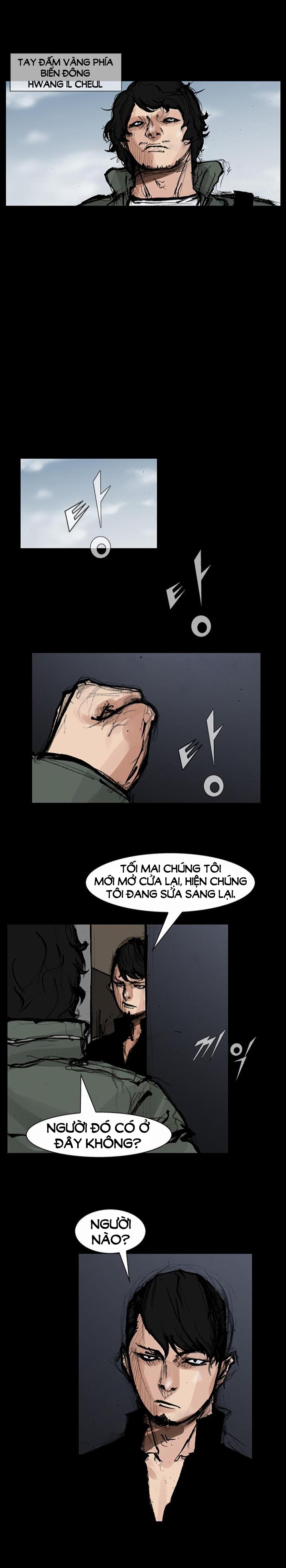 Máu Nhuốm Giang Hồ | Blood Rain chap 32 - Trang 13