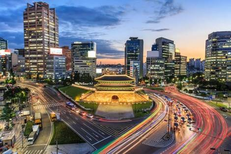south korea way of life