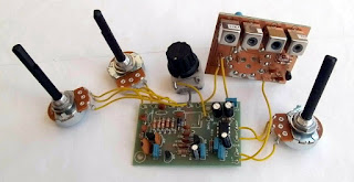 4 band regenerative receiver