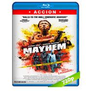 Mayhem (2017) BRRip 720p Audio Dual Latino-Ingles