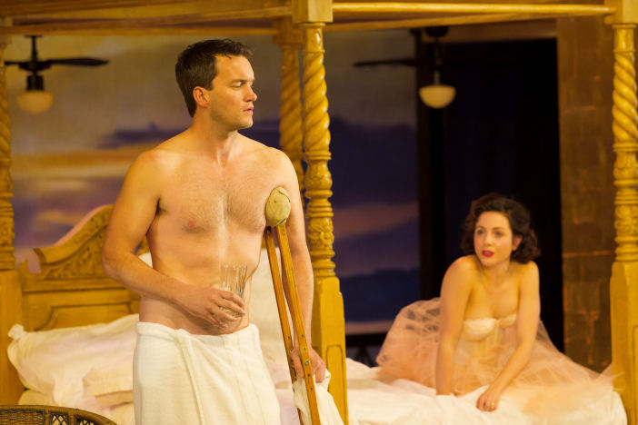 Steve Stratford Reviews Cat On A Hot Tin Roof Theatr