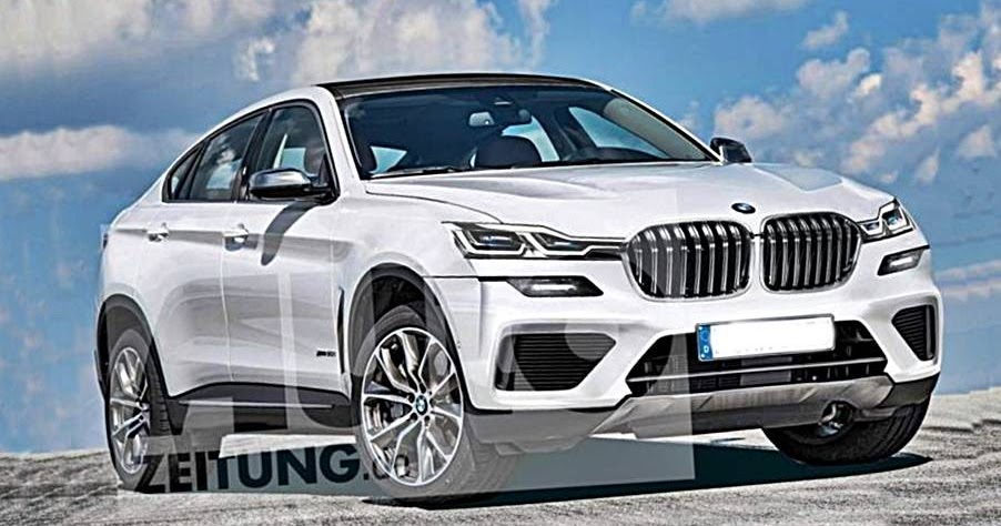 2021 bmw x6 rendering rumors  auto bmw review