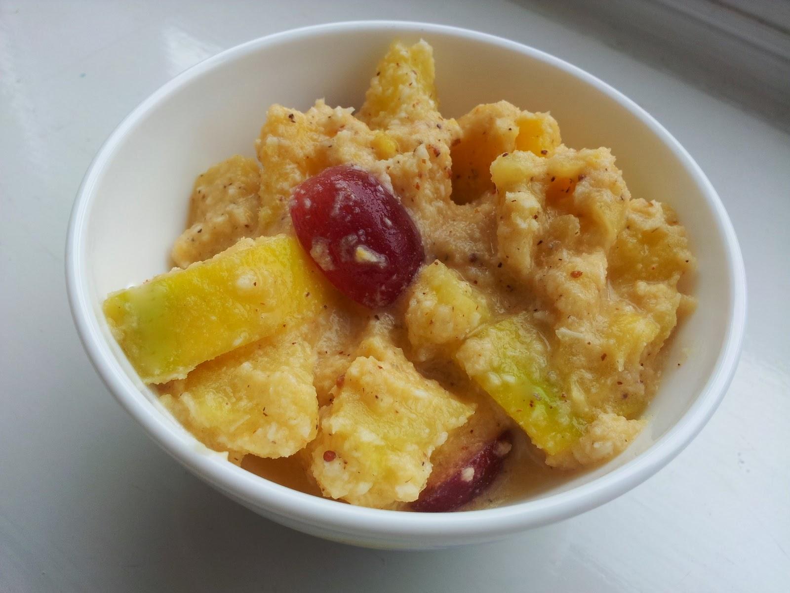 A Liberal dose of MASALA : Konkani Cuisine - Avanas Ambe Sasam
