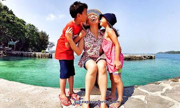 one day tour pulau harapan