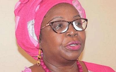 Testée positive au COVID-19, Mme Brigitte Adjamagbo-Johnson en quarantaine