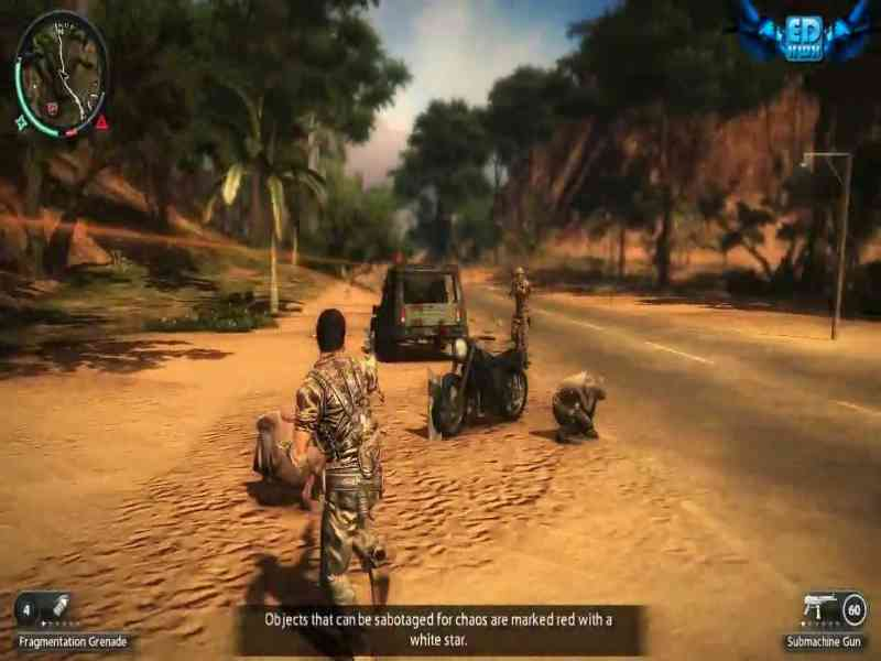 just cause 2 pc game setup free download