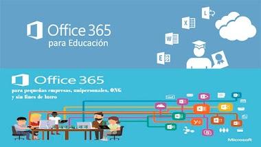 Servicios gratuitos en la nube con Office 365