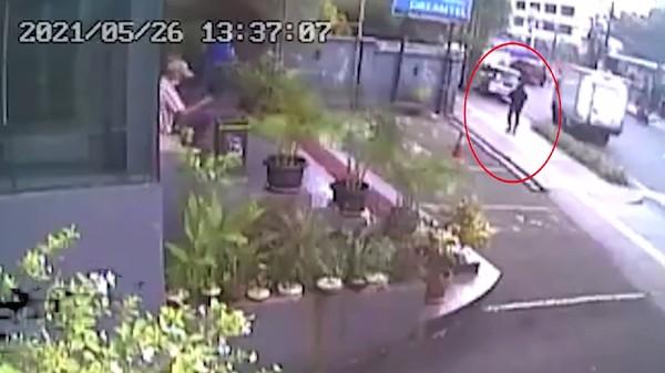 Pelaku Pembunuhan di Hotel di Menteng Terekam CCTV, Ini Penampakannya