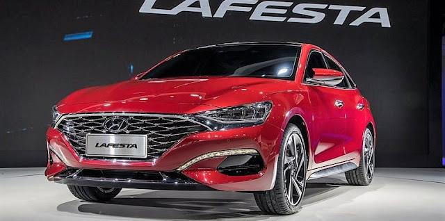 Hyundai Lafesta india