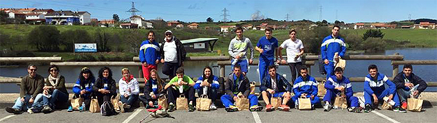Club Escuela Piragüismo Aranjuez