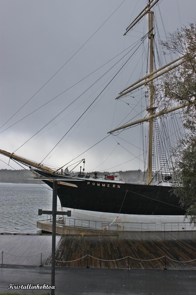 Merenkulkumuseo Ahvenanmaa