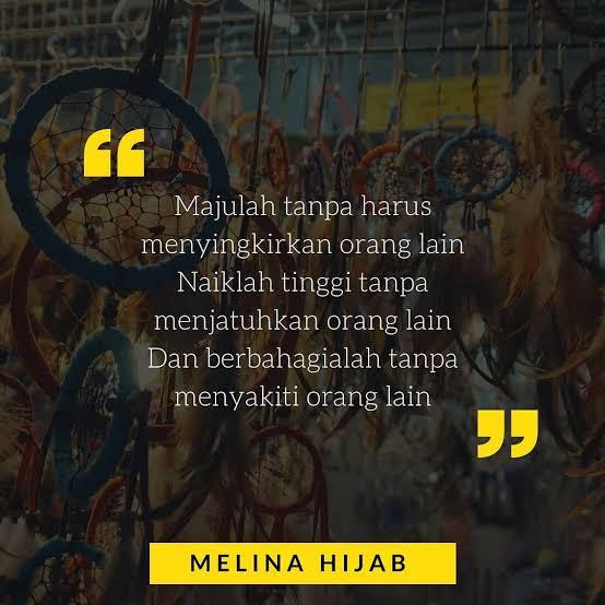Melina Hijab