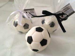 Sabonetes Cheirosinhas  Mini Bola de Futebol 401ad4ebc6c5e