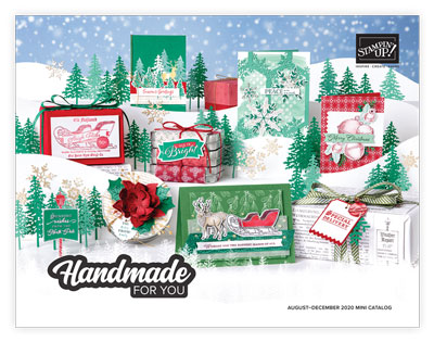 Holiday Mini Catalog
