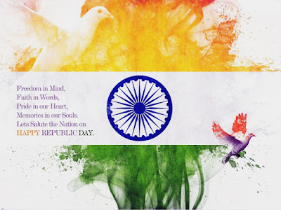 100 Happy Republic Day Quotes Wishes in English