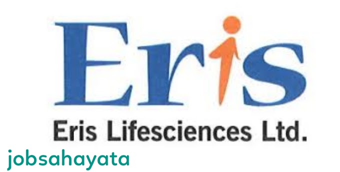 Job in Eris Lifesciences Limited for Area Business ( Firstline Manager )