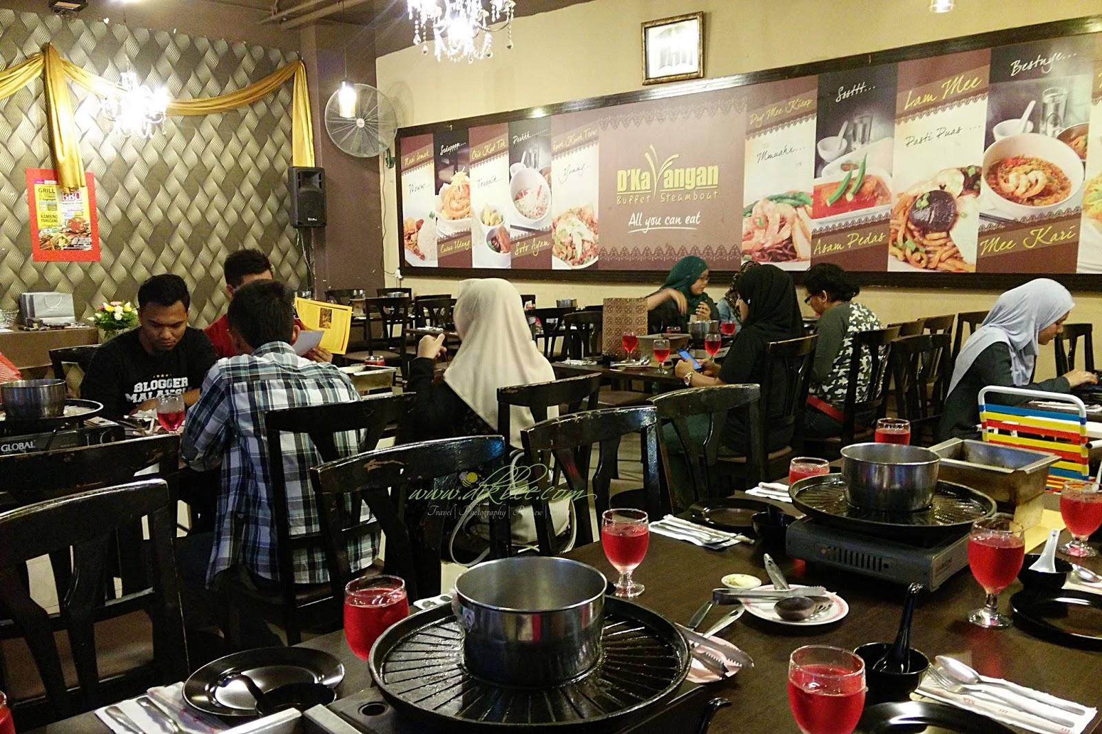 Dapur Arang Coner Nilai Desainrumahid Restoran Steamboat Bbq Buffet D Kayangan