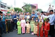 Festival Walima Resmi Sibuk Walikota Bitung