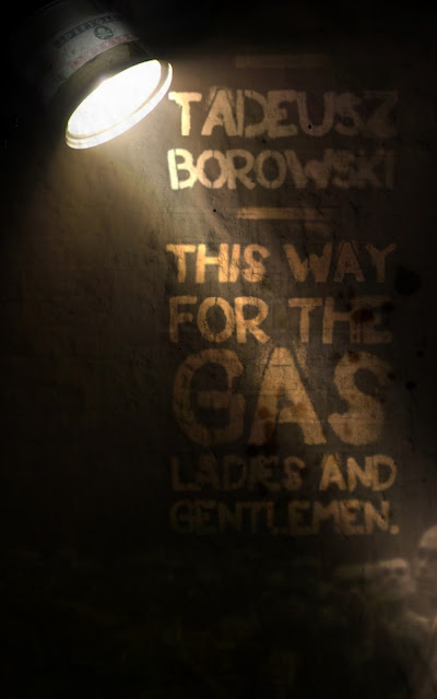 a comparison of the short story this way to the gas ladies and gentlemen by tadeusz borowski and the Get this from a library this way for the gas, ladies and gentlemen [tadeusz borowski.