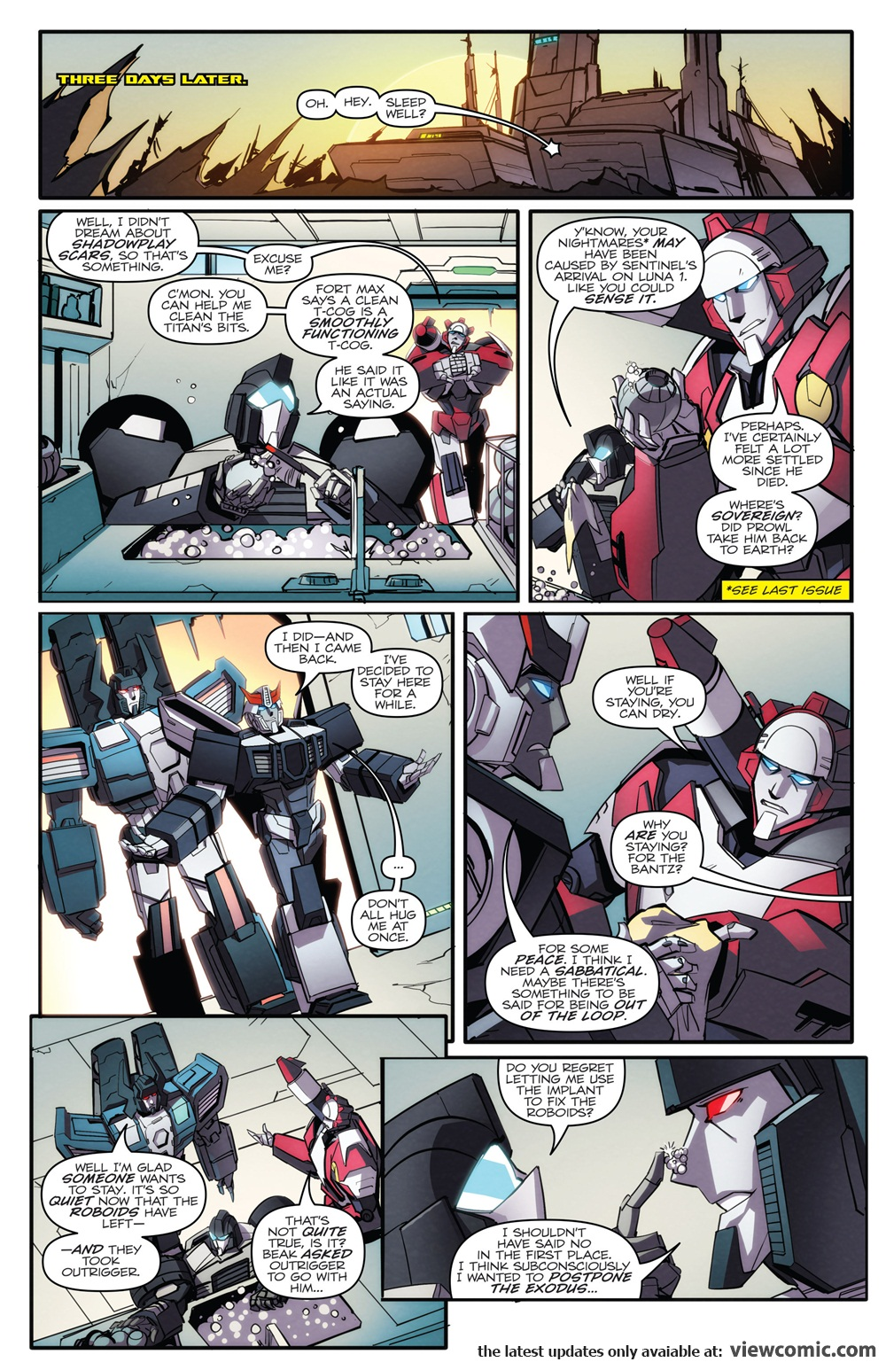 The Transformers – More Than Meets the Eye 057 (2016) | Vietcomic.net reading comics online for free