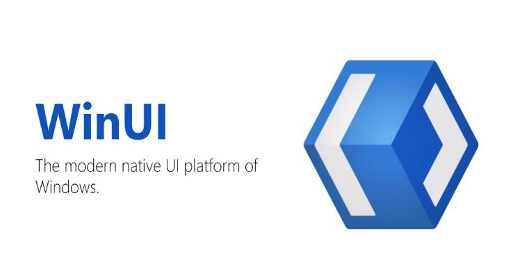 Microsoft New Modern Native WinUI Website Has Launched