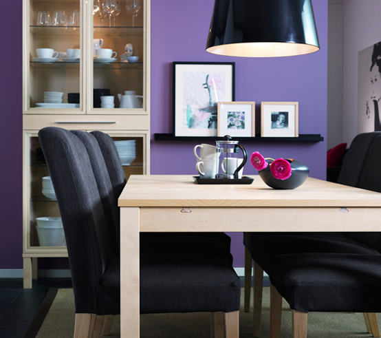 Ikea Dining Room Ideas: Ginny's Art: A Dining Room In A Weekend