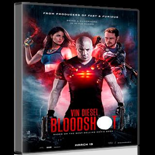 Bloodshot (2020) DVDR - Custom + DVDRip