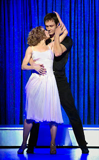 Baby and Johnny in Dirty Dancing Stage Show