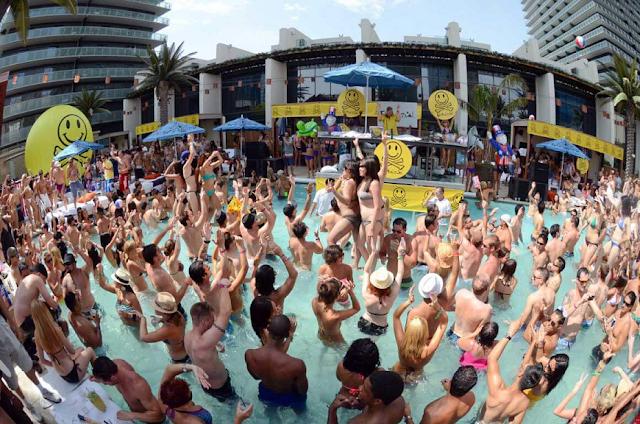 Conheça as melhores e mais procuradas Pool Parties de Miami Beach