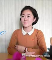 Pak Un Ha, student of Kangson College of Engineering