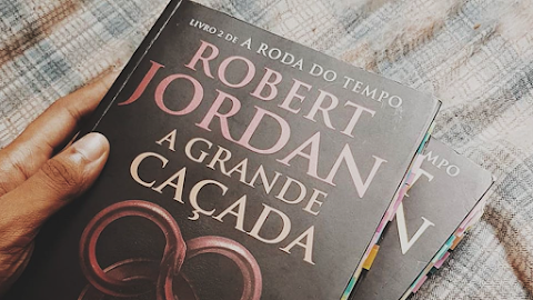A grande caçada, do Robert Jordan