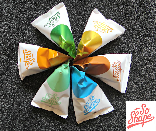 Shape are Smart Meal Flavours