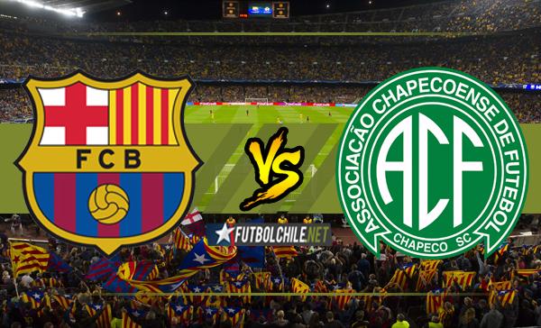 Barcelona vs Chapecoense
