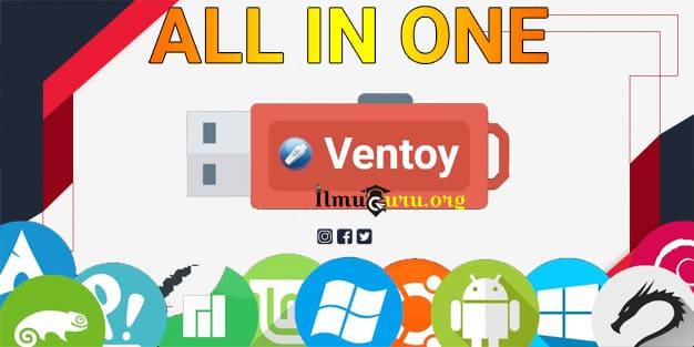 Ventoy Versi 1.0.30