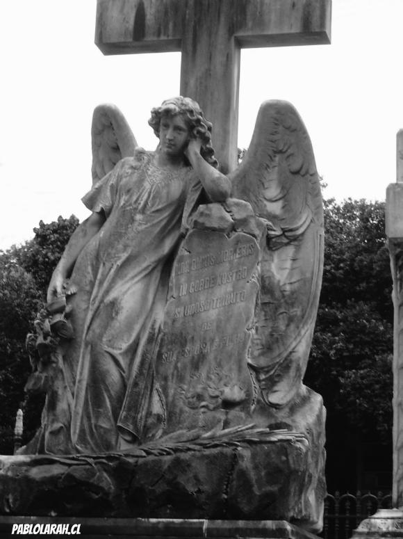 Angel,Cemitério São João Batista,Saint John the Baptist Cemetery,Rio de Janeiro, Brazil, Pablo Lara H Blog, pablolarah