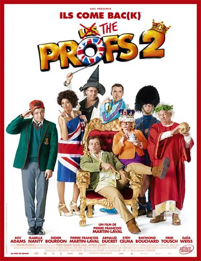 Ver Les profs 2 (2015
