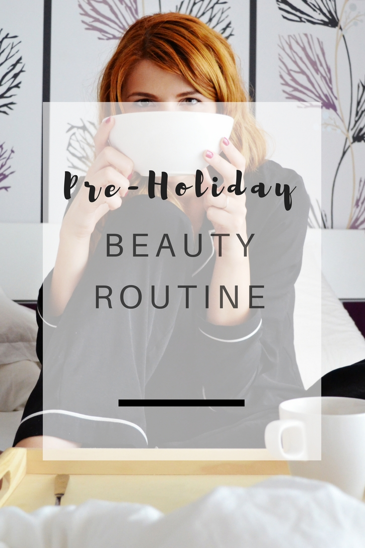 Pre-holiday party beauty routine essentials | Ioanna's Notebook