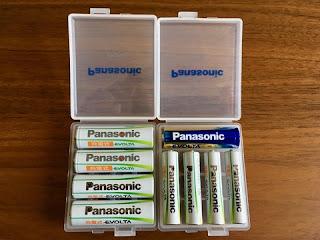 単三と単四電池の両方に対応