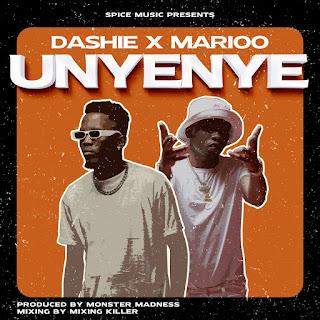 (New AUDIO)   Dashie Ft Marioo - Unyenye (Unyevu)   Mp3 Download (New Song)