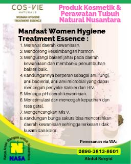Woman Hygiene Treatment Essence