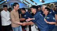 Jokowi Rasakan Kemenangan di Jawa Barat Dengan Cara Ini