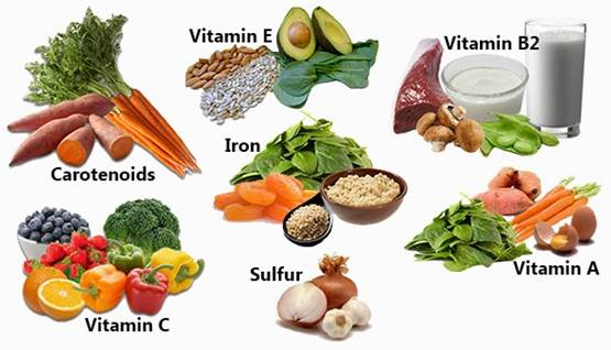 Tips Awet Muda dan Cegah Penuaan Dini Melalui Makanan