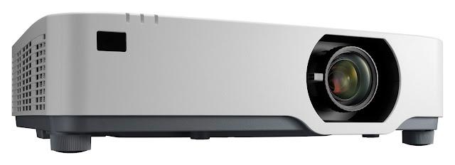 NEC lança os projetores mais silenciosos de sempre
