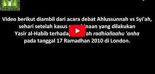 Debat Syiah Vs Sunni (Syiah Auto Lose)