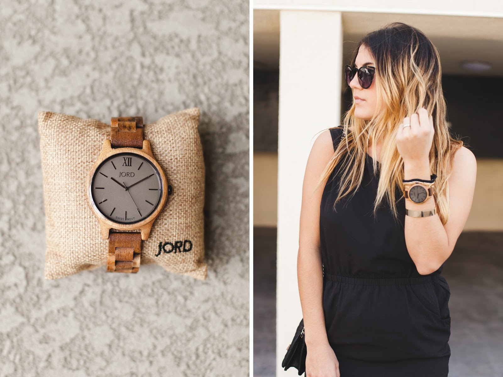 Perfect Holiday Gift for Him or Her -- JORD Watch