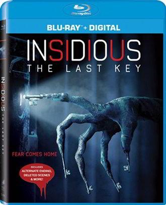 Insidious 4: La ultima llave (2018) HD 1080p y 720p Latino